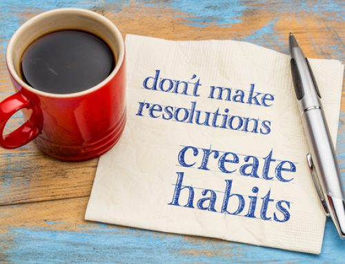 How To Turn Your Resolutions Into Habits