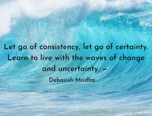 6 StepsTo Tolerate Uncertainty