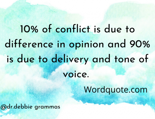 Is Your Communication Style Healthy?